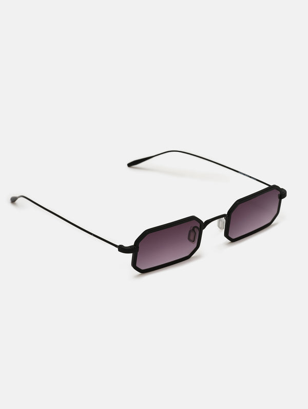 Carnaby Matte Black Sunglasses