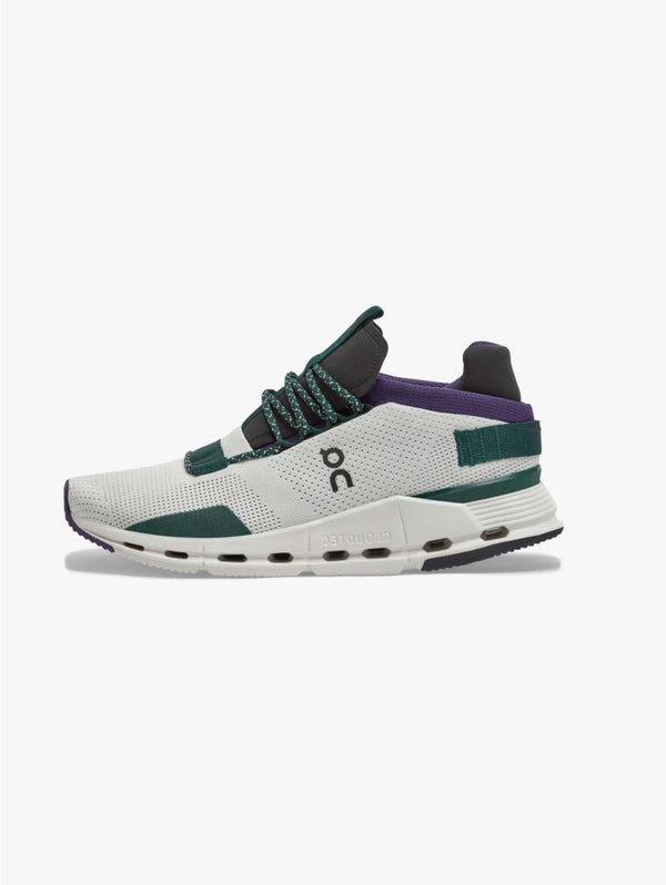 ON-Sneakers Alta Cloudnova White/Violet-TRYME Shop