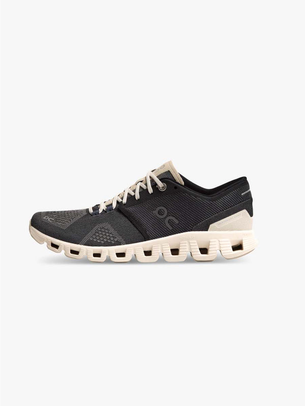 ON-Sneakers da Running Cloud X Black/Pearl-TRYME Shop