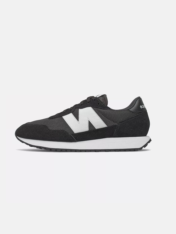 NEW BALANCE-Sneakers Casual Retrò Nero-TRYME Shop
