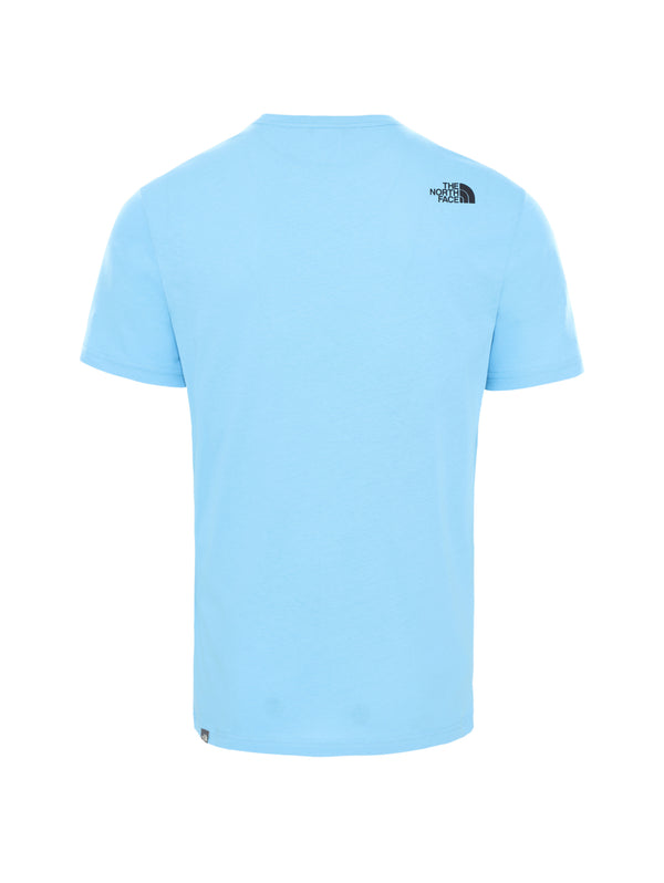 T-shirt con logo - Ethereal Blue