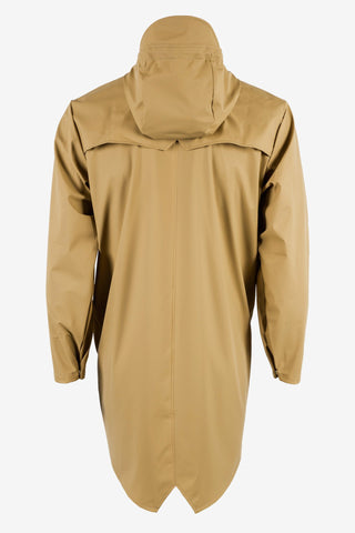Rains Rains - LONG JACKET 1202 KAKI Trymeshop.it