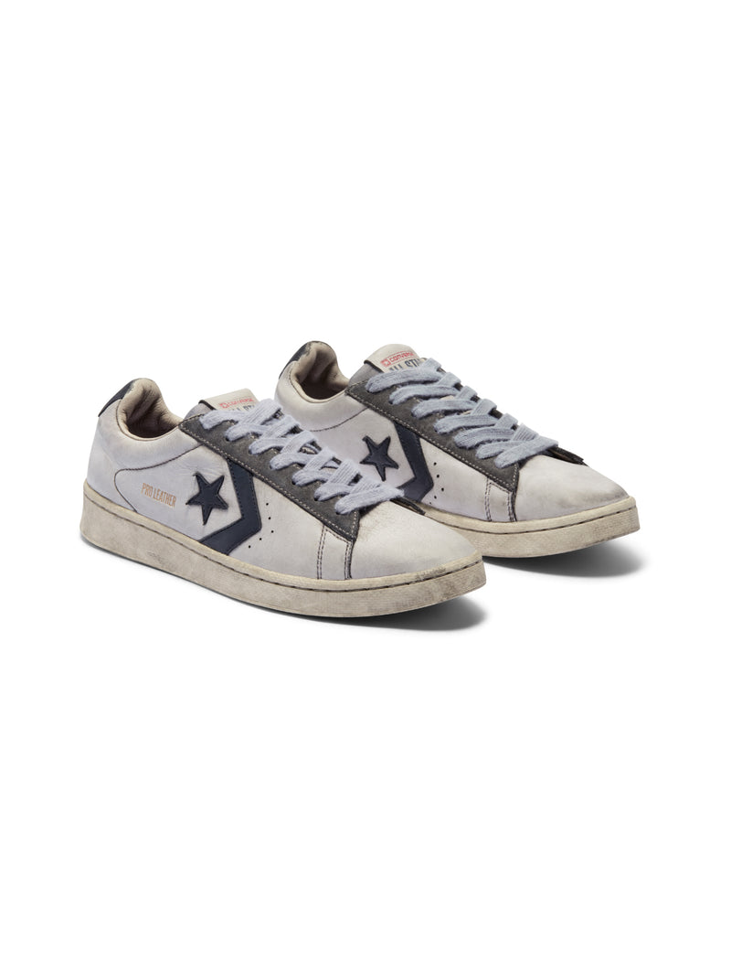 Sneaker Pro Leather Og Ox Ltd - Bianco/Blu