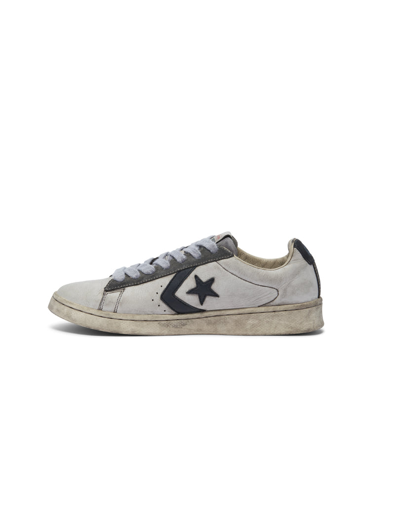 CONVERSE-Sneaker Pro Leather Og Ox Ltd - Bianco/Blu-TRYME Shop