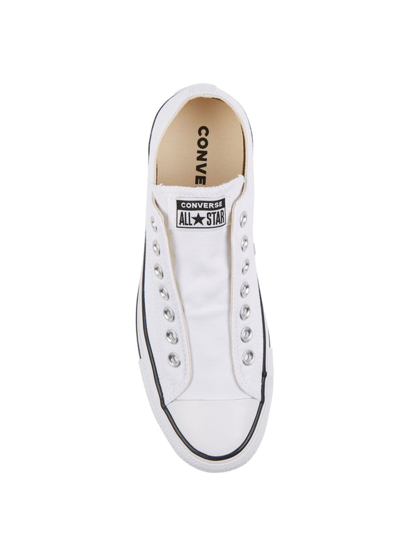 Sneakers bassa Chuck Taylor Slip On White Black White