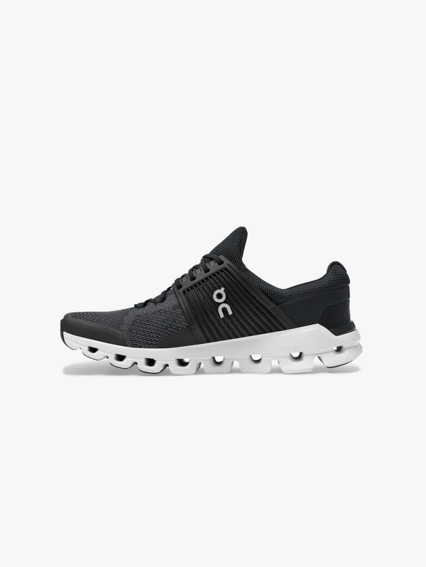 ON-Sneakers da Running Cloud Swift - Nero-TRYME Shop
