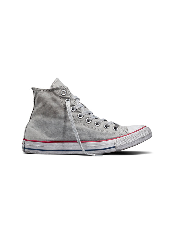Sneaker Chuck Taylor All Star Canvas Smoke High Top - Grigio