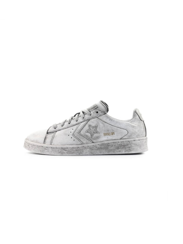 CONVERSE-Sneaker Pro Leather Og Ox Ltd - Bianco-TRYME Shop