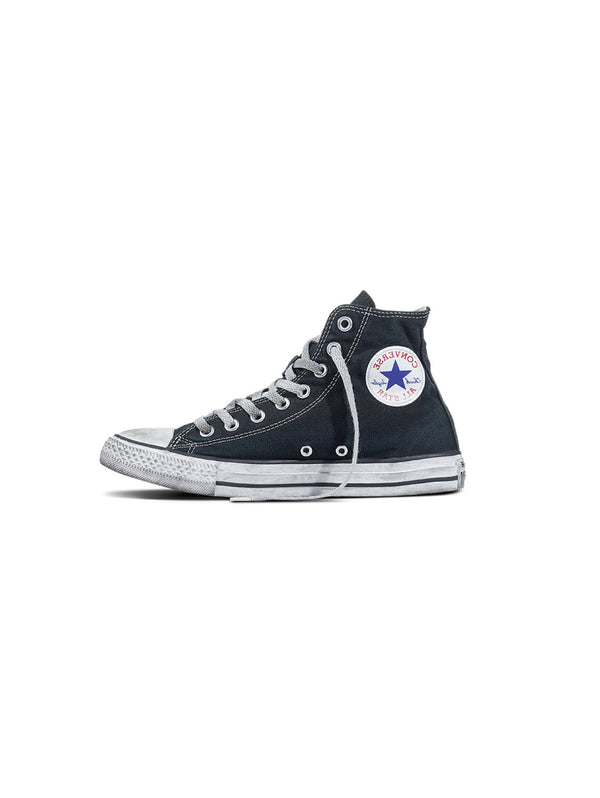 CONVERSE-Sneaker Chuck Taylor Smoke High Top Nero-TRYME Shop
