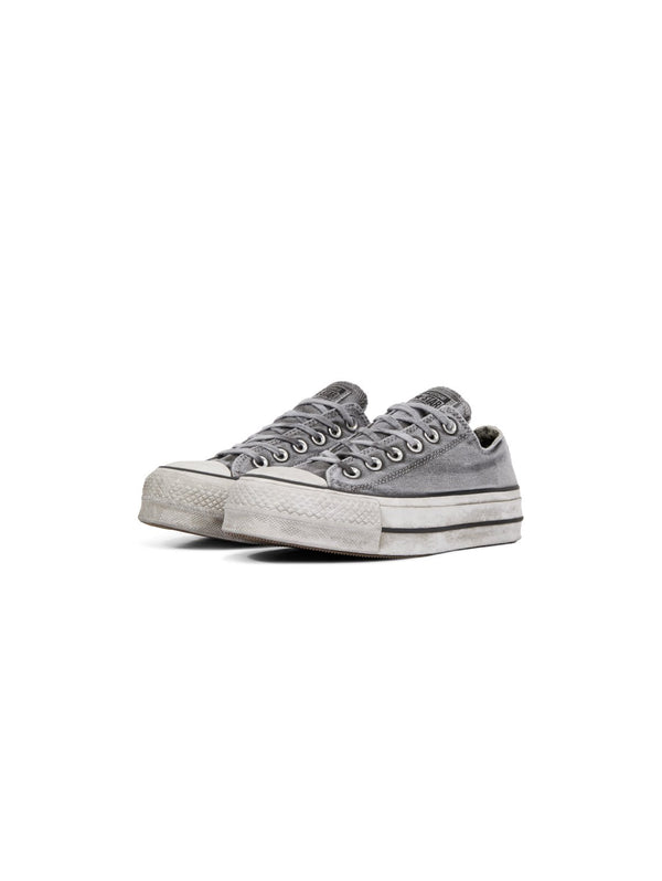 Chuck Taylor All Star Ox Lift - Grey