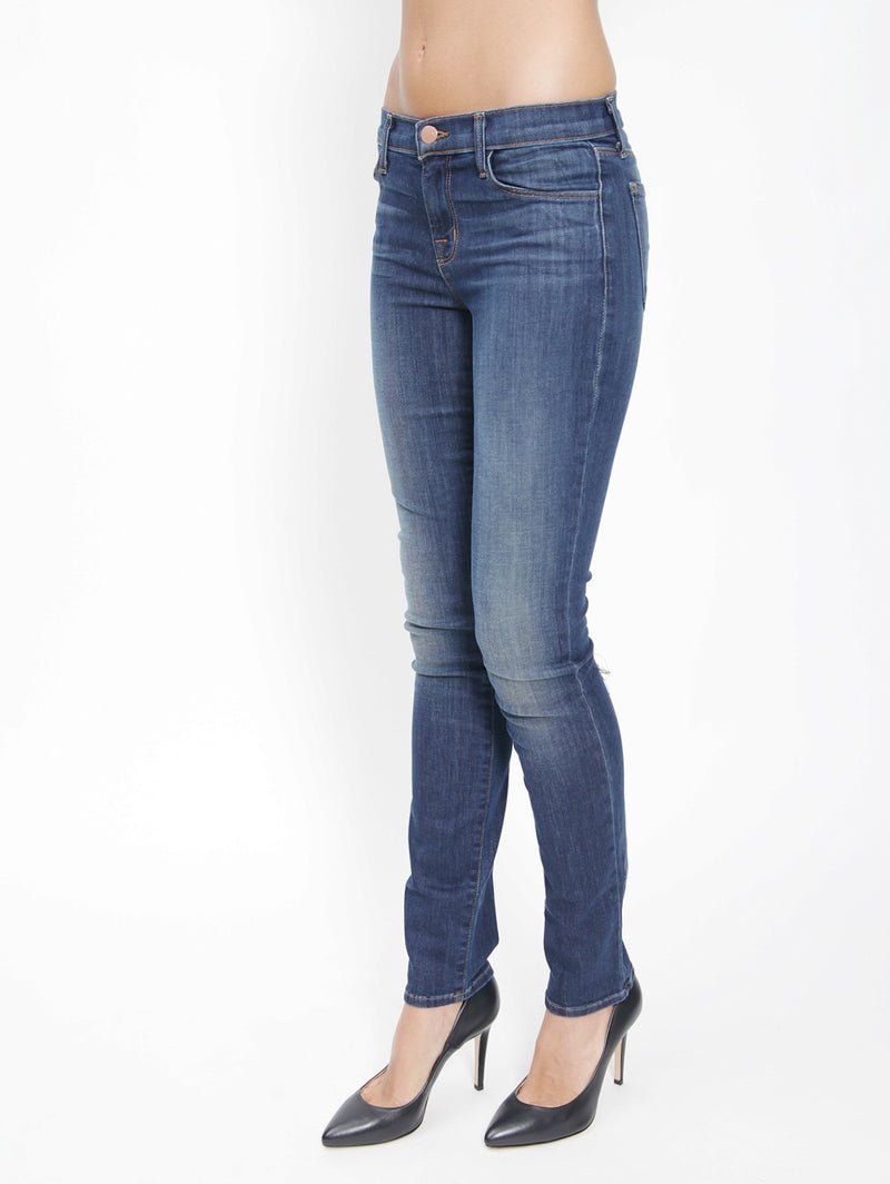 811 Close Cut Skinny Leg NAVY-Jeans-J brand-TRYME Shop