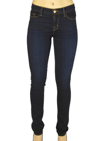 J brand J BRAND - 8112 Rail NAVY Trymeshop.it