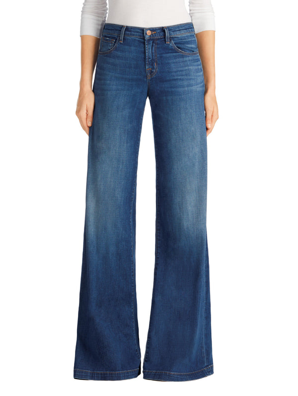 J BRAND-Jeans Lynette Low Rise Super Wide Leg Blu-TRYME Shop