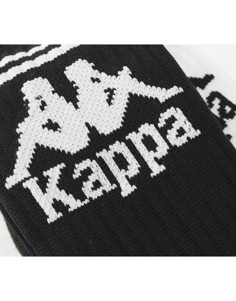 Kappa Authentic Soccer 3Pack 3030QL0 Bianco/Nero Trymeshop.it