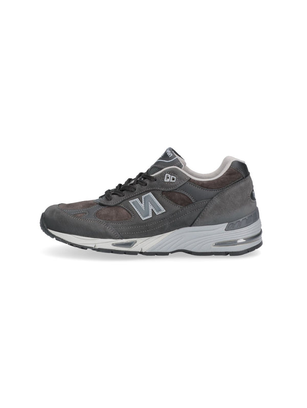 NEW BALANCE-Sneakers 991 Made in UK - Antracite-TRYME Shop