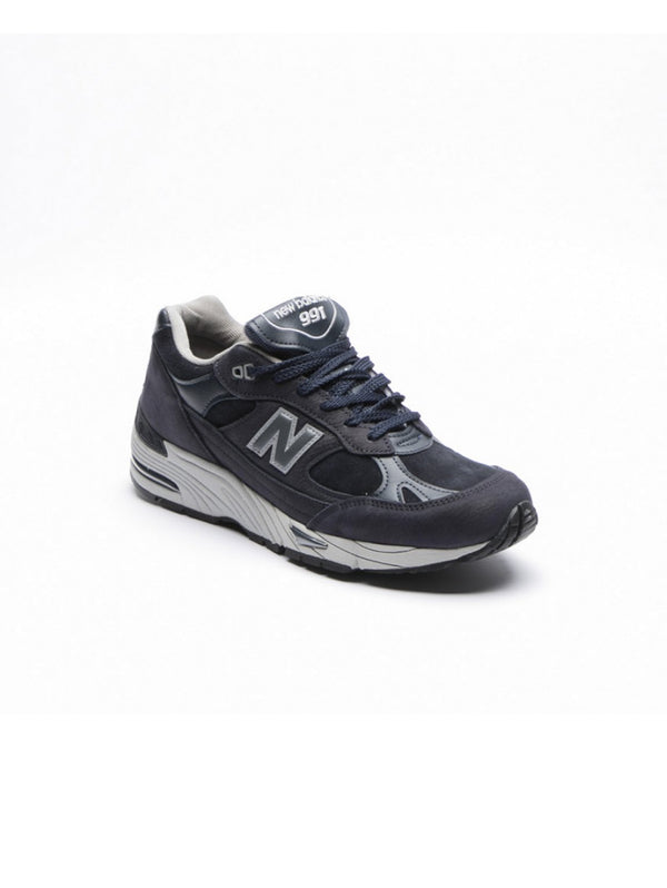 Sneakers 991 Made in UK - Navy