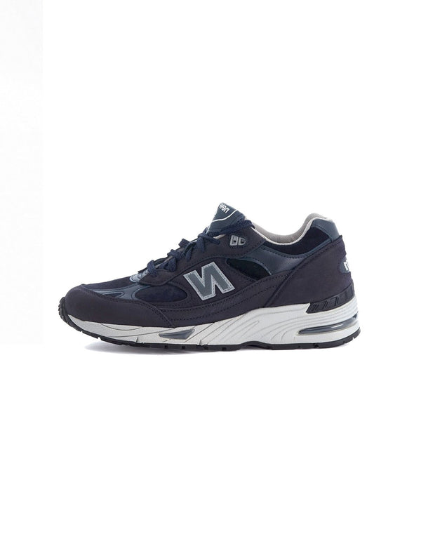 NEW BALANCE-Sneakers 991 Made in UK - Navy-TRYME Shop