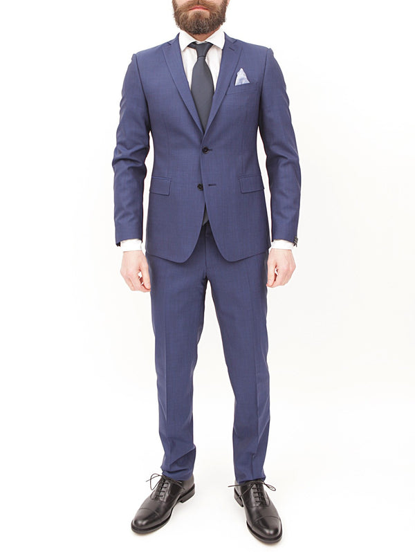 PAOLONI - Abito due bottoni NAVY-Completi-Paoloni-TRYME Shop