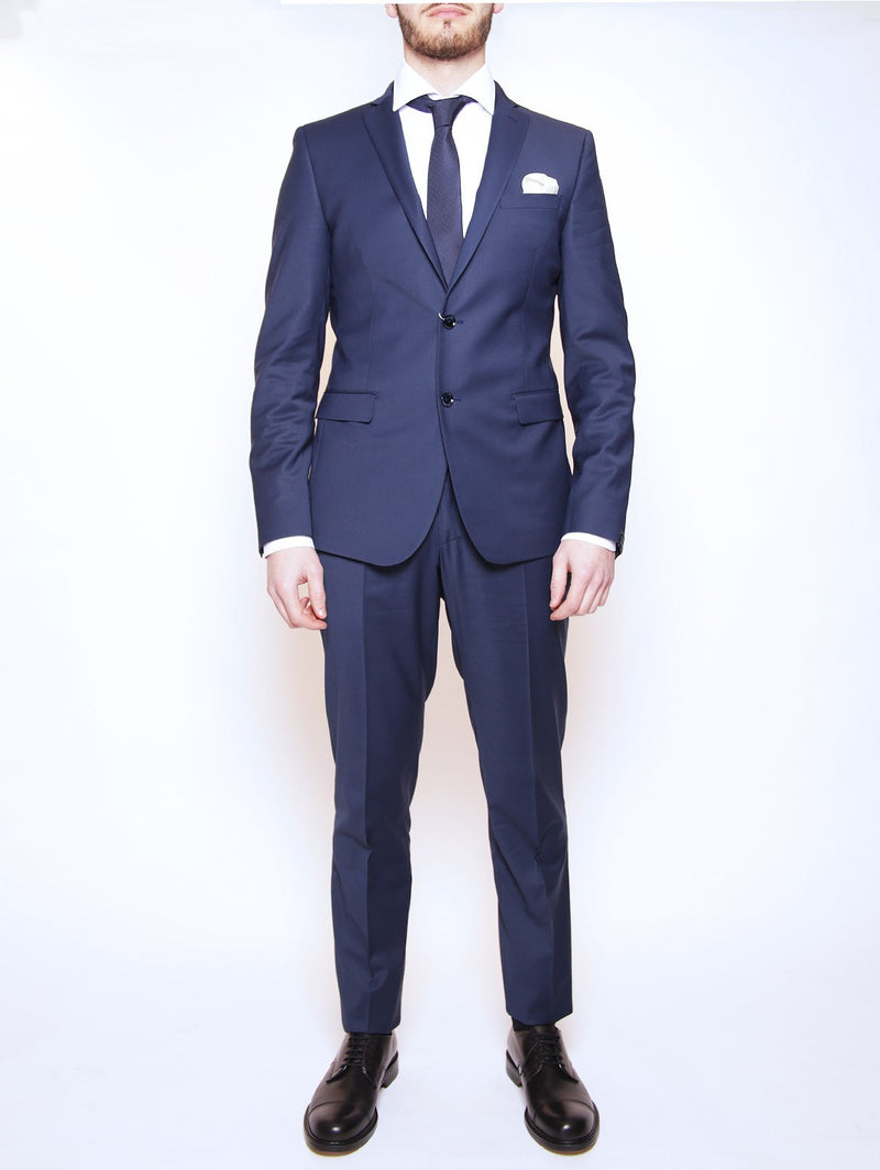PAOLONI - Abito slim fit NAVY-Completi-Paoloni-TRYME Shop