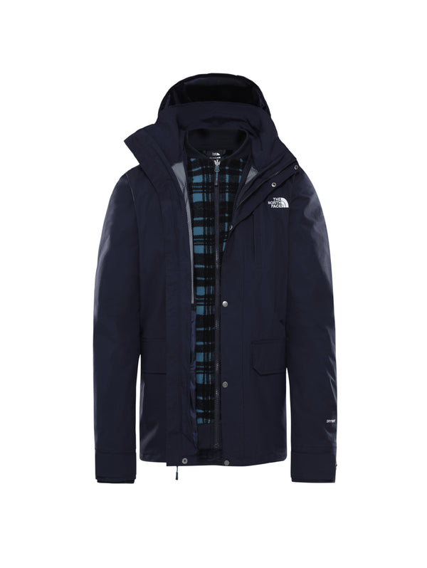 THE NORTH FACE-Giacca a doppio strato smontabile - Navy/Blue-TRYME Shop