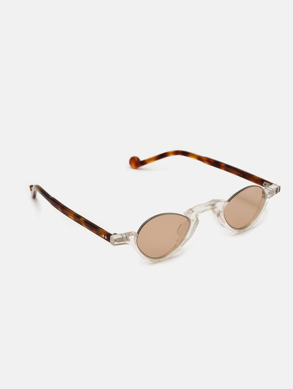 Pudong Brown/Transparent/Honey Sunglasses