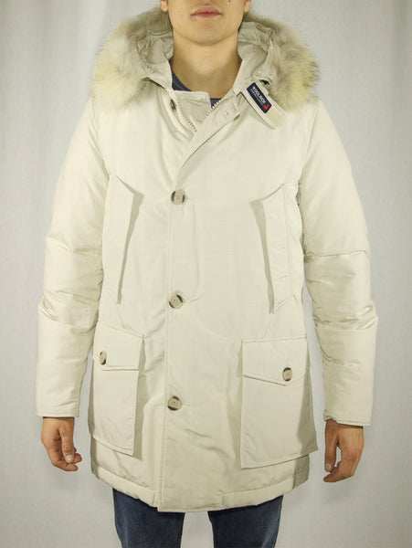 Woolrich WOOLRICH - Arctic Parka DF AVORIO Parka - TRYMEShop