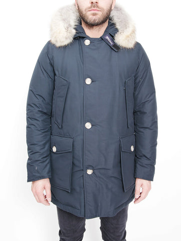 Woolrich WOOLRICH - ARCTIC PARKA DF DARK BLUE Trymeshop.it