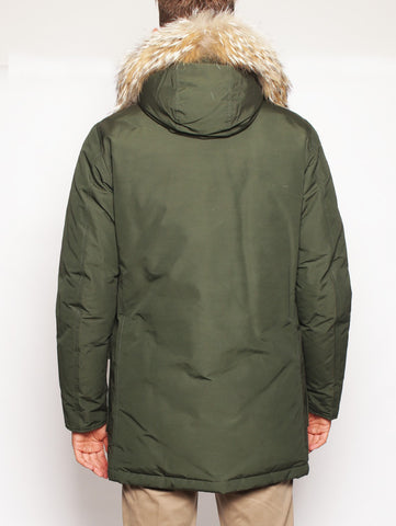 Woolrich WOOLRICH - ARCTIC PARKA DF MILITARE Parka - TRYMEShop