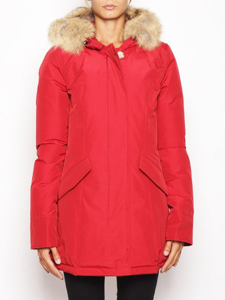W'S ARCTIC PARKA ROSSO WOOLRICH TRYMEShop