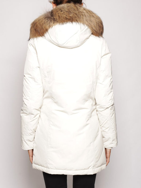 W'S LUXURY ARCTIC PARKA WHITE IGLOO-Parka-WOOLRICH-TRYME Shop
