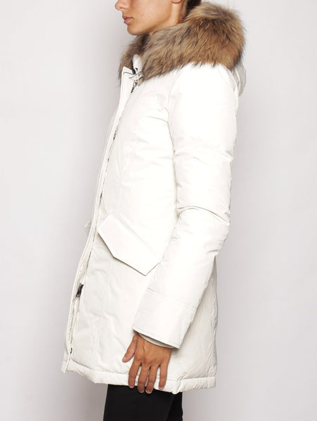super popular ded12 5d0f8 W'S LUXURY ARCTIC PARKA WHITE IGLOO