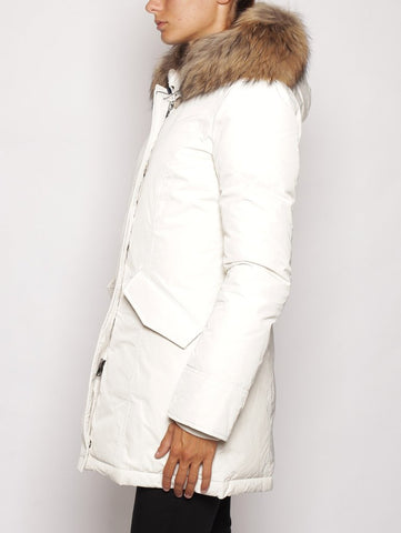 WOOLRICH W'S LUXURY ARCTIC PARKA WHITE IGLOO Trymeshop.it