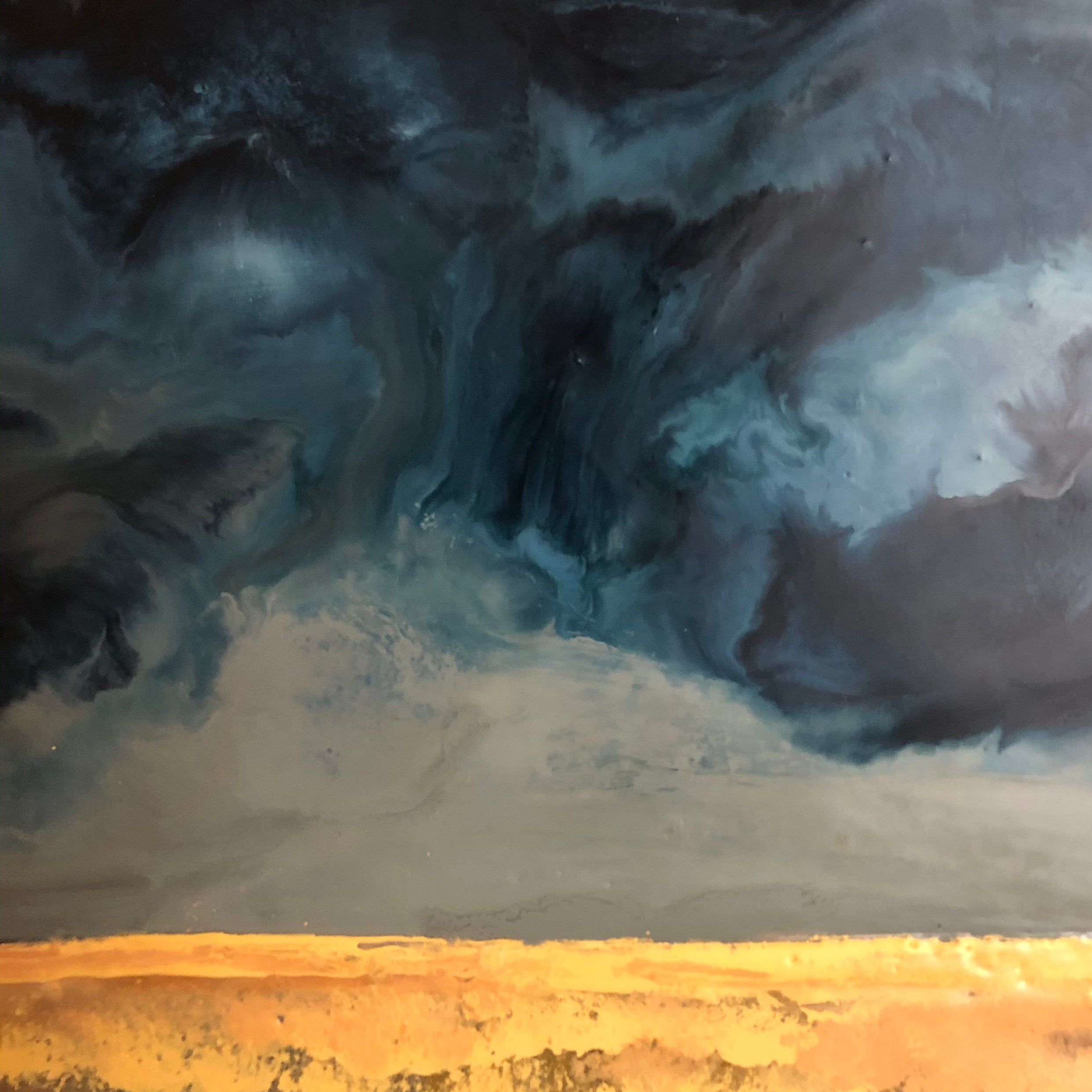 Storm Collection: Interlude Original Painting