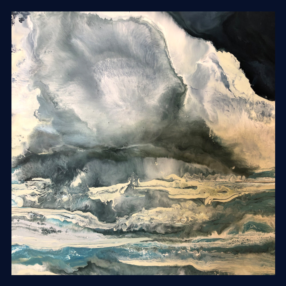 Storm Collection: Swell 11 Original Painting