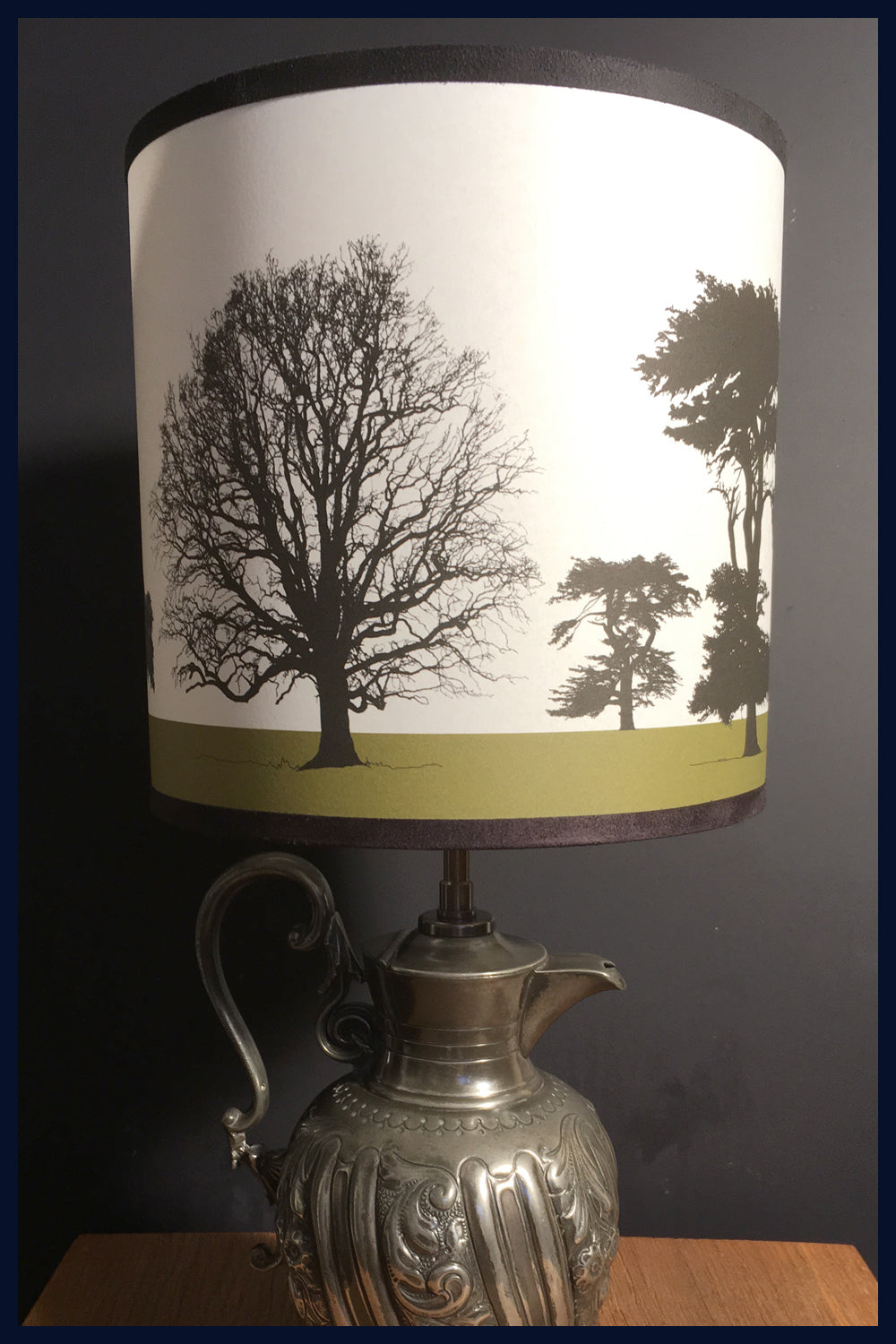 Arboretum Lampshade Collection - Featuring Norfolk Trees