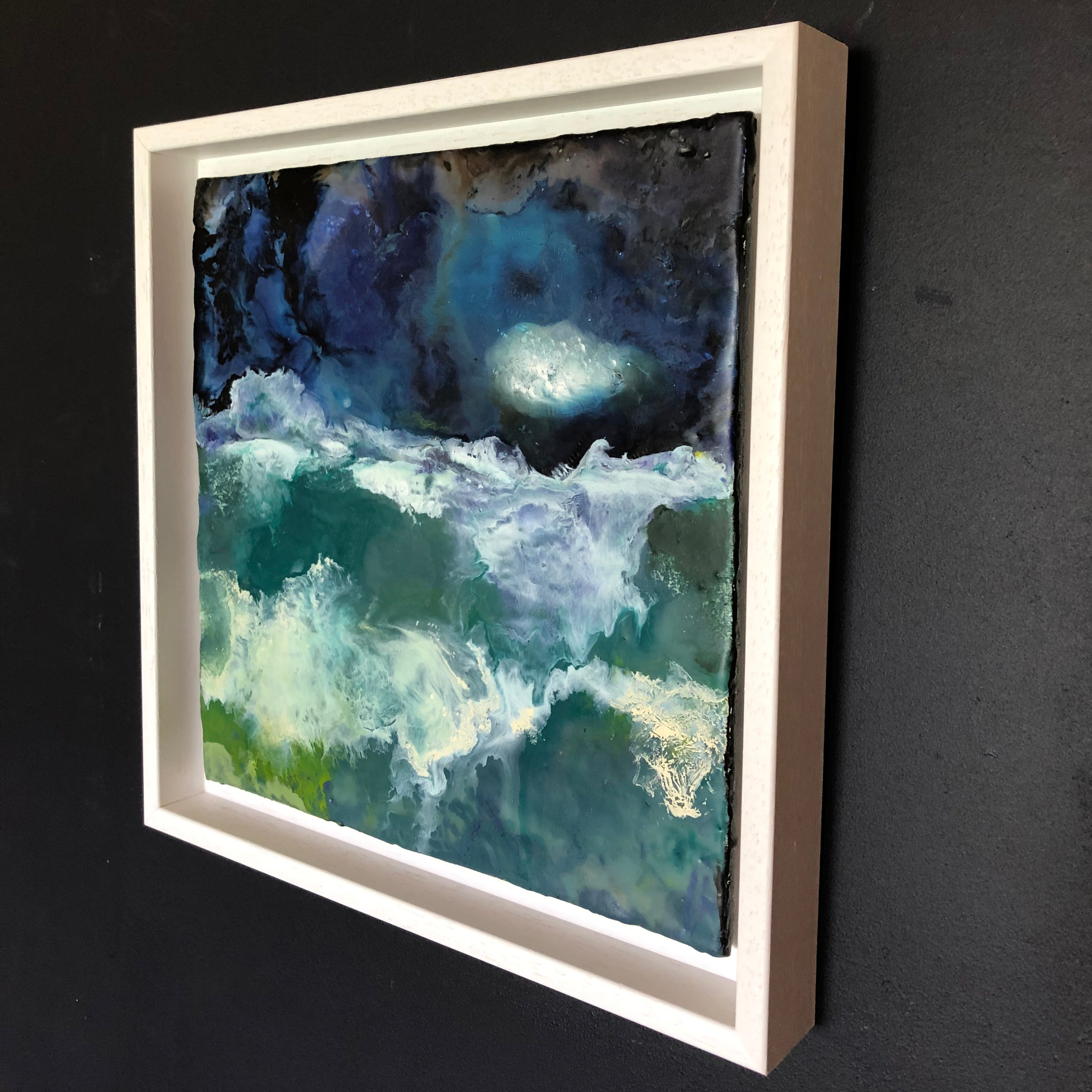 Storm Collection: Swell 1 Original Painting