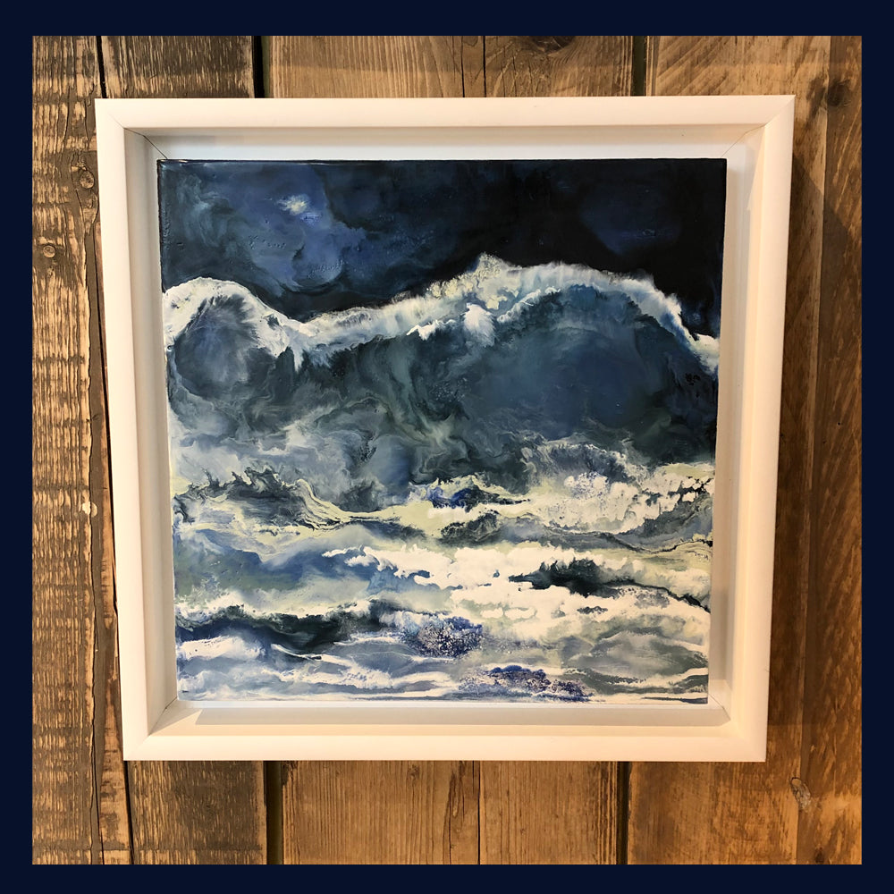 Storm Collection: Swell 12 Original Painting