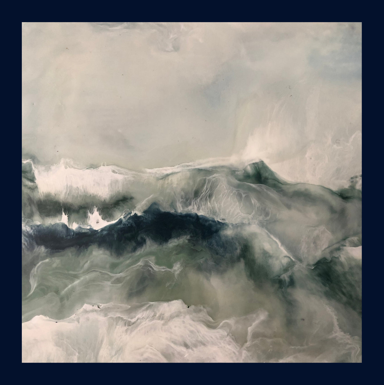 Storm Collection: Swell 13 Original Painting