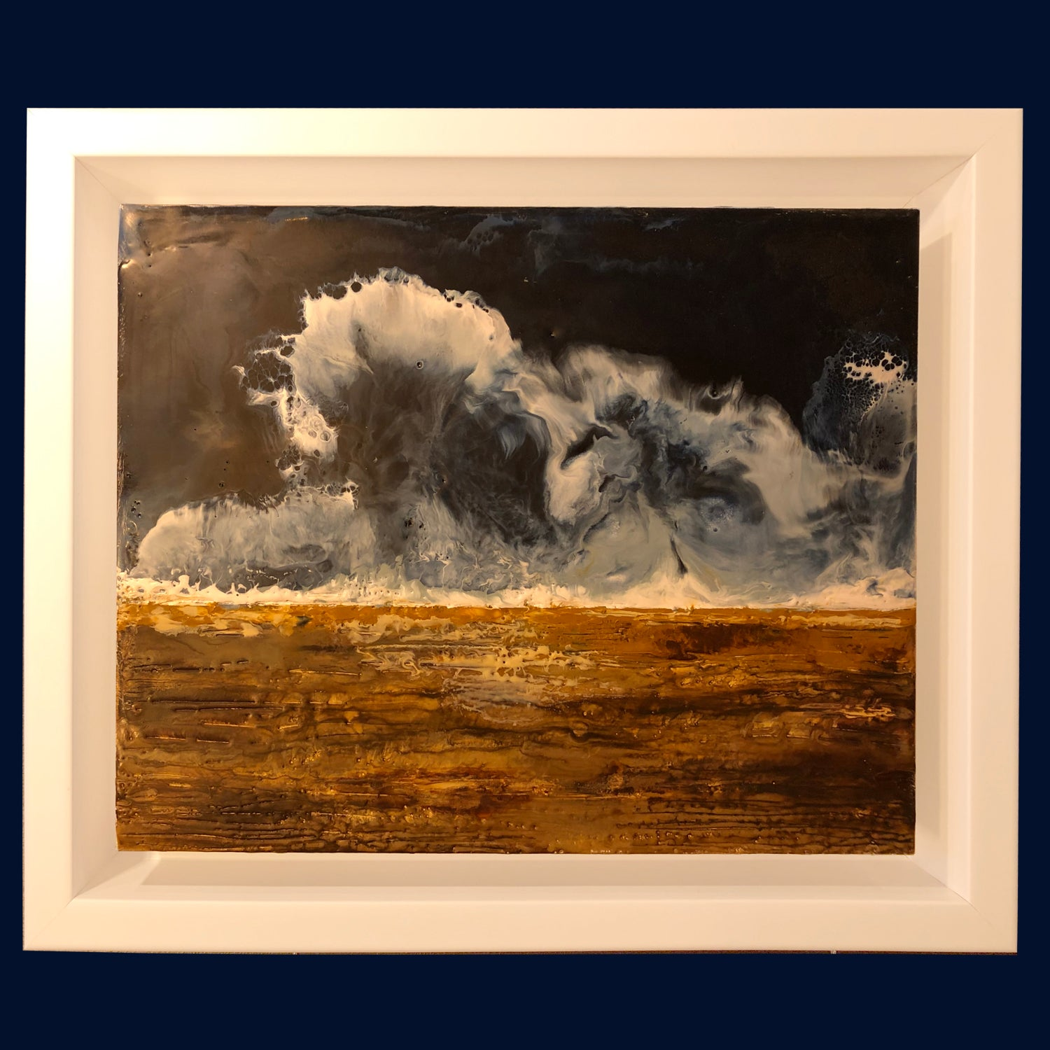Storm Collection: Swell 4 Original Painting