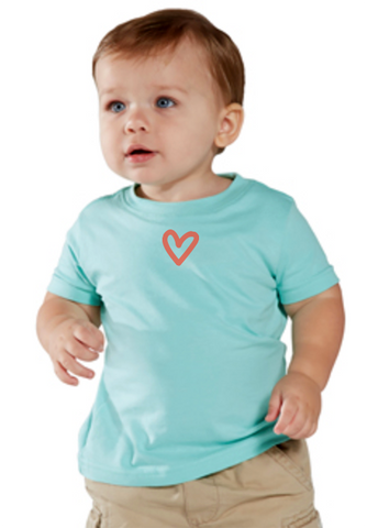 Rabbit-Skins 3322 Infant Fine Jersey Tee Features Benefits and Size Charts