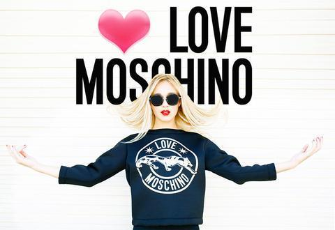 Love Moschino: Give your Wardrobe a Sassy Dose of Peace! | Trendy Labels