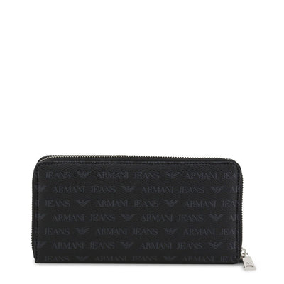 Armani wallet with coin pocket Accessories Wallets Armani Jeans black NOSIZE