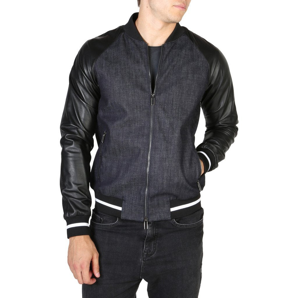 EMPORIO ARMANI GREY JACKET - Trendy Labels
