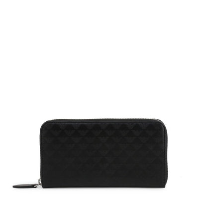 Emporio Armani - Leather Wallet - Black - Trendy Labels