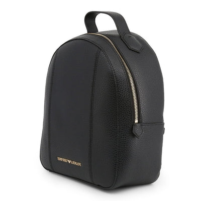 Emporio Armani - Women's Backpack - Black - Trendy Labels