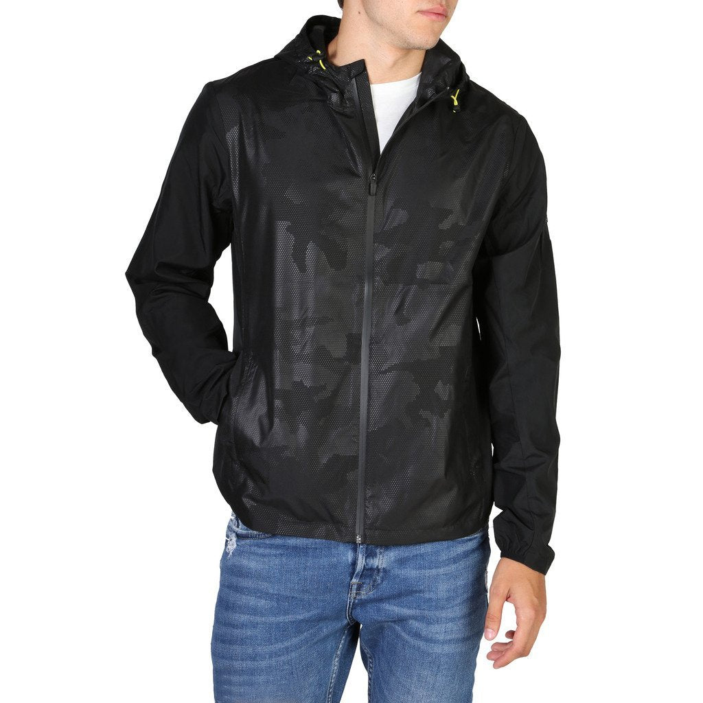 HACKETT BLACK JACKET - Trendy Labels