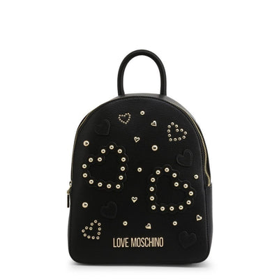 Moschino - Backpack - Black - Trendy Labels