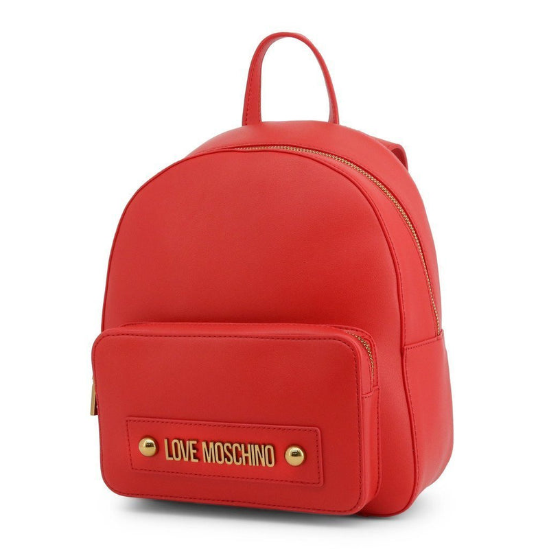 Moschino - Backpack - Red - Trendy Labels