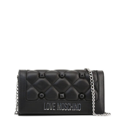 Moschino - Clutch bag - Black - Trendy Labels