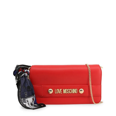 Moschino - Clutch Bag - Red - Trendy Labels